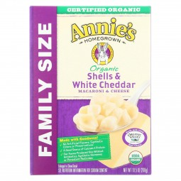 Annie's Homegrown Organic...