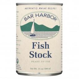 Bar Harbor - Fish Stock -...