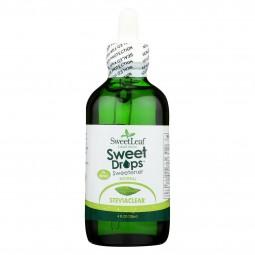 Sweet Leaf Liquid Stevia -...