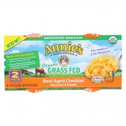 Annie's Homegrown Macaroni...