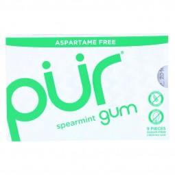 Pur Gum - Spearmint -...