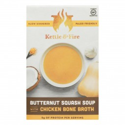 Kettle And Fire Soup -...