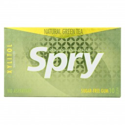 Spry Xylitol Gum - Green...