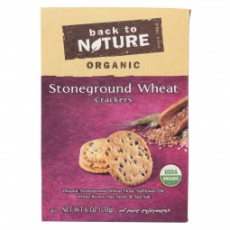 Back To Nature Crackers -...