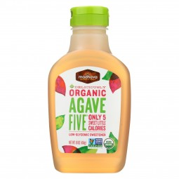 Madhava Honey Organic Agave...
