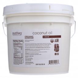 Nutiva Organic Coconut Oil...