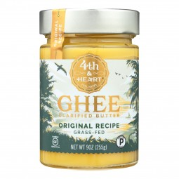 4th And Heart - Ghee Butter...