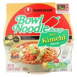 Nong Shim Kimchi Cup -...