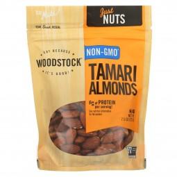 Woodstock Tamari Almonds -...