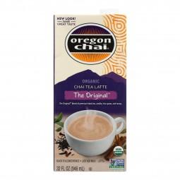 Oregon Chai Tea Latte...