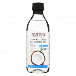 Nutiva 100% Organic Coconut...