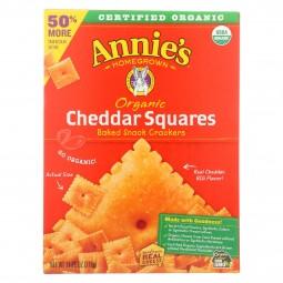 Annie's Homegrown Cheddar...