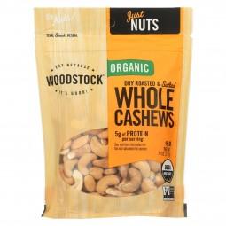 Woodstock Organic Cashews -...