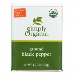 Simply Organic Ground Black...