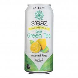 Steaz Unsweetened Green Tea...