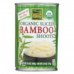 Native Forest Bamboo Shoots...