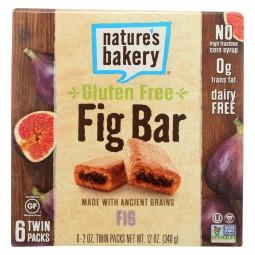 Nature's Bakery Gluten Free...