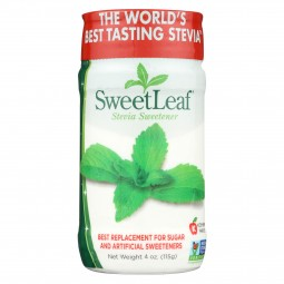 Sweet Leaf Stevia Sweetener...