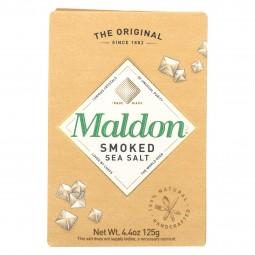Maldon Flakes - Smoked Sea...