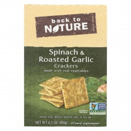 Back To Nature Spinach And...