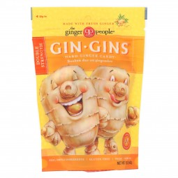 Ginger People - Gin Gins...