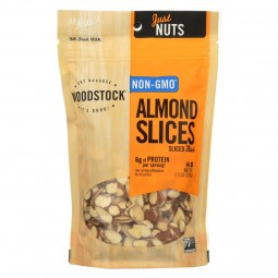Woodstock Almonds - Thick...