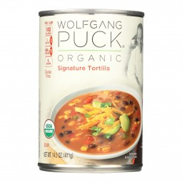 Wolfgang Puck Tortilla Soup...