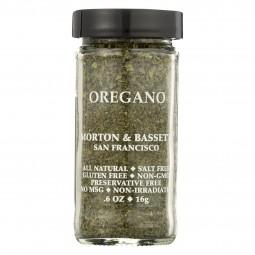 Morton And Bassett Oregano...