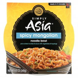 Simply Asia Spicy Mongolian...