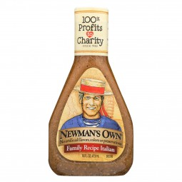 Newman's Own Family Recipe...