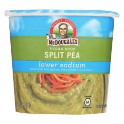 Dr. Mcdougall's Vegan Split...