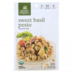 Simply Organic Sweet Basil...