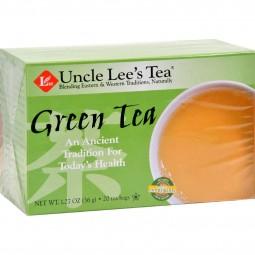 Uncle Lee's Tea Green Tea -...