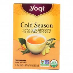 Yogi Tea Cold Season -...