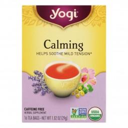 Yogi Tea Organic Calming -...