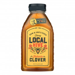Local Hive Raw & Unfiltered...