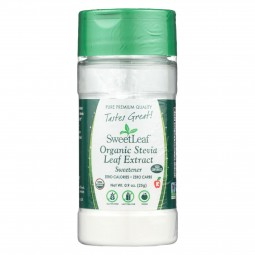 Sweet Leaf Stevia Extract -...