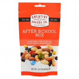 Creative Snacks - After...