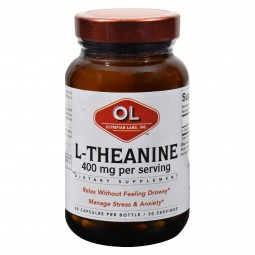 Olympian Labs L-theanine -...