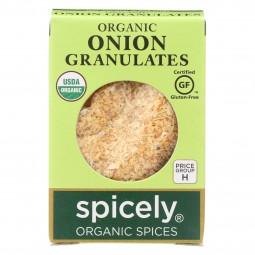 Spicely Organics - Organic...