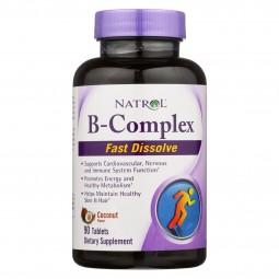 Natrol B-complex Fast...