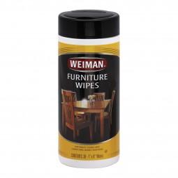 Weiman Furniture Wipes -...