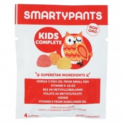 Smartypants Kid's Complete...