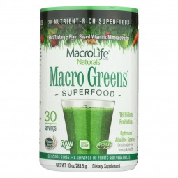 Macrolife Naturals Macro...