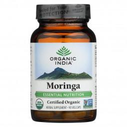 Organic India Moringa - 90...