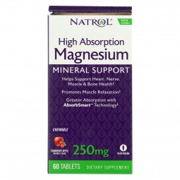 Natrol Magnesium - High...