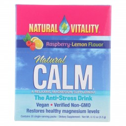 Natural Vitality Magnesium...