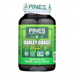 Pines International 100%...