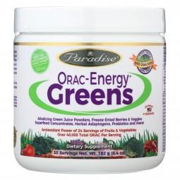 Paradise Herbs Orac Energy...