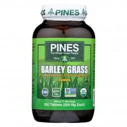 Pines International Barley...